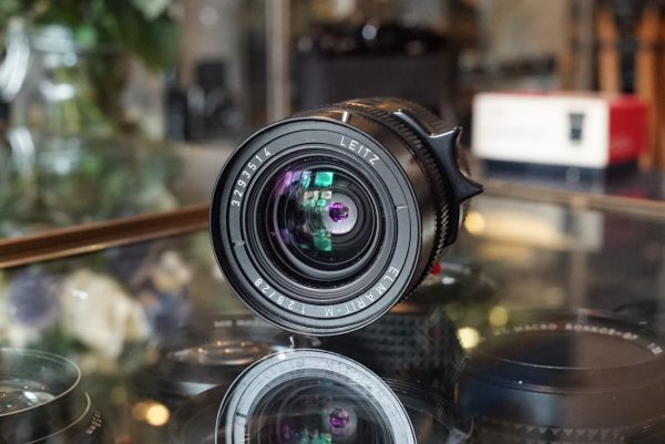 Leica Elmarit-M 28mm f/2.8 V3 Boxed