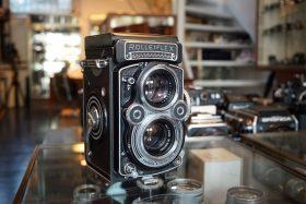 Rollei Rolleiflex 3.5F w/ Planar 75mm f/3.5