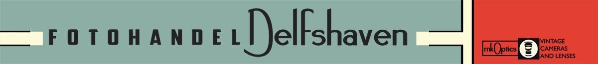 Fotohandel Delfshaven, Classic camera specialists since 2009