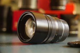 Leica Leitz Summicron-M 2 / 90mm E55