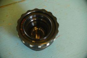 Angenieux Type S2 1.8 / 28mm lens, Cameflex