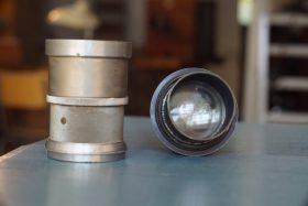 Dallmeyer Pentac 2.9 / 6inch (150mm) lens (primar reflex mount)