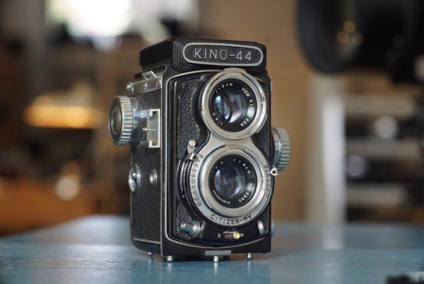 Kino 44 TLR camera