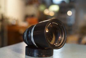 Leitz Wetzlar Telyt 4 / 200mm lens for Visoflex