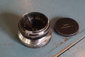 Angenieux X1 3.5 / 35mm Contax RF