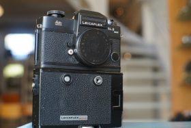 Leicaflex SL2 MOT + Motor