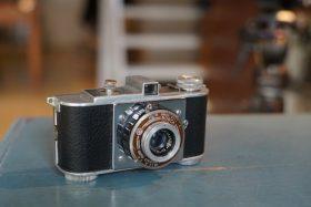Fap Norca with Berthiot 5cm lens