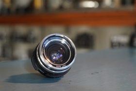 Carl Zeiss Skoparex 3.4 / 35mm in M42 mount