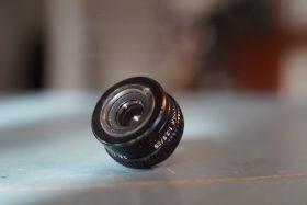 Leitz Photar 2.5 / 25mm Micro lens