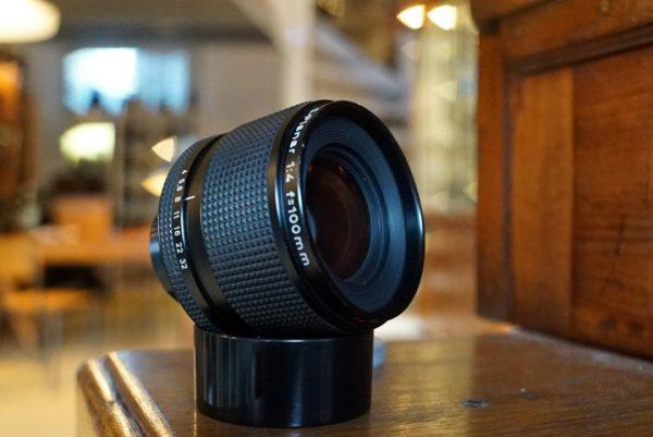 Contax Zeiss S/Planar 4 / 100mm Macro Bellows Lens head
