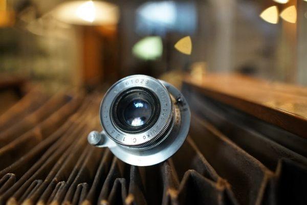 Olympus Zuiko C 2.8 / 4cm for Leica M39
