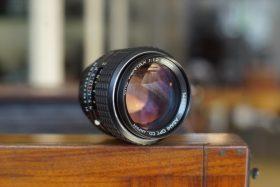 SMC Pentax 1:1.2 / 50mm