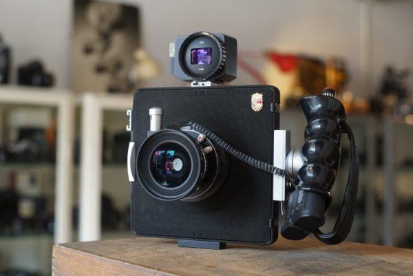 Linhof Technar 45 with Super-Angulon 5,6 / 65mm lens