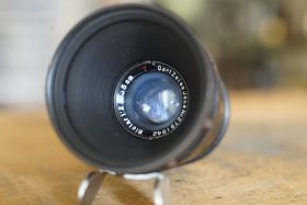 Carl Zeiss Jena Biotar 1:2 / 35mm Arri 35mm