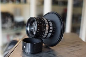 Dallmeyer f/1.9 1.5inch, Converted to Micro 4/3