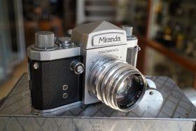 Orion / Miranda T + Zunow 1.9/50