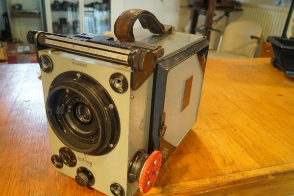 Askania 35mm movie camera + Astro Berlin lens