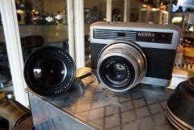 Zeiss Ikon Werra 3 kit + 2.8/50mm + 4/100mm