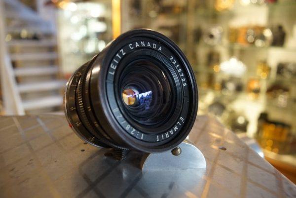 Leica Leitz Elmarit 1:2.8 / 28mm Type II