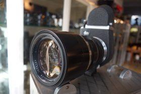 Leica Leitz Telyt 1:4 / 200mm with Visoflex III