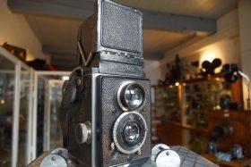 Rolleiflex Original 6×6 type K1-611 w/ F/4.5 tessar