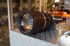 Leica Leitz Telyt 4 / 200mm + 16466M adapter M