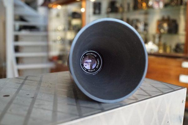 Dallmeyer Super Six 1.9 / 25mm lens