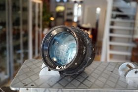 Cooke Anastigmat 4inch f/2 lens head