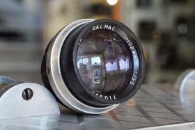 Dallmeyer Dalmac 3.5 / 102mm Dc lens