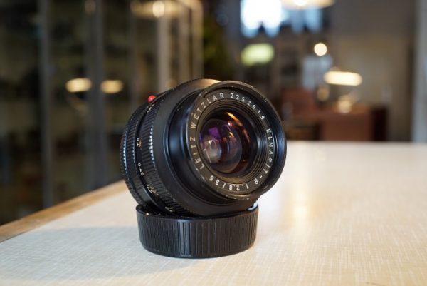 Leica Leitz Elmarit-R 2.8 / 35mm 2-cam