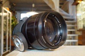 Carl Zeiss Sonnar 2.8 / 180mm Exakta mount