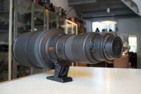 Nikon AF fit Sigma 500mm 1:4.5 APO