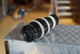 Kern Yvar 3.3 / 100mm C-mount lens