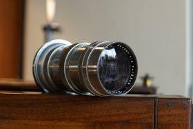 Contax RF Zeiss Sonnar 1:4 / 13,5cm T lens