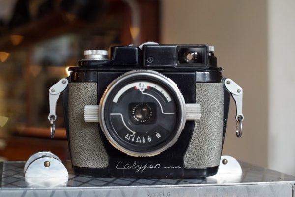 Calypso Phot + Berthiot 3.5 / 35mm lens