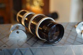 Kern Yvar 3.3 / 100mm, C-mount lens