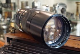 Minolta MC Tele ROKKOR-HF 1:4.5 f=300mm