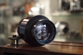 Carl Zeiss Tevidon 1.8 / 50mm, C-mount