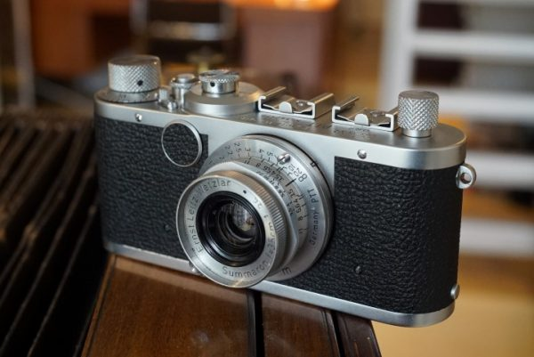 Leica Ic Post + Summaron 3.5 / 3,5cm