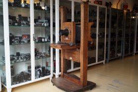 Narita Studio camera with Eidoscope 375mm