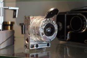 Le Coultre Compass camera