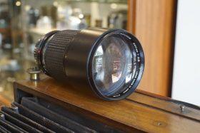 Minolta MD 2.8 / 200mm Tele Rokkor