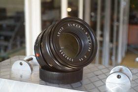 Leica Elmarit-R 1:2.8 / 90mm E55, R-only