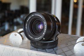 Leica Elmarit 2.8 / 28mm M, 1913-1983