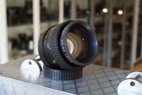 Carl Zeiss Jena 1.4 / 50mm MC Prakticar