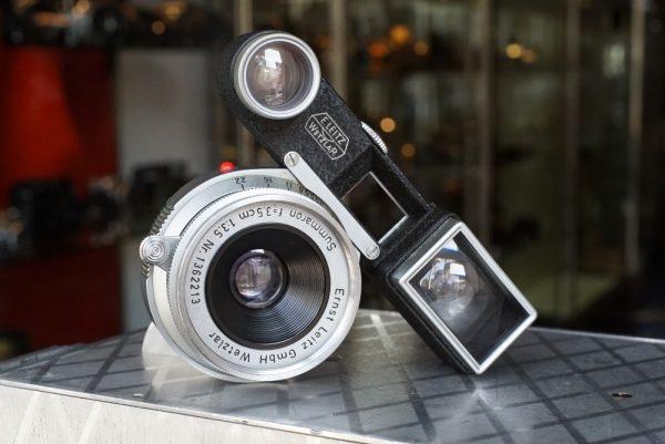 Leica Leitz Summaron 3.5 / 35mm, M3 version