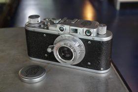 KGB camera