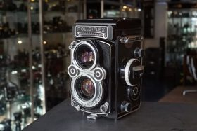 Rolleiflex 3.5F, Planar lenses