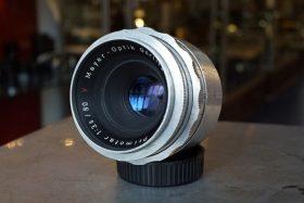 Meyer Primotar 3.5 / 80mm Exa