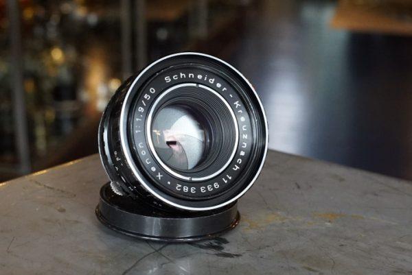 Schneider Xenon 1:1.9 / 50mm M42
